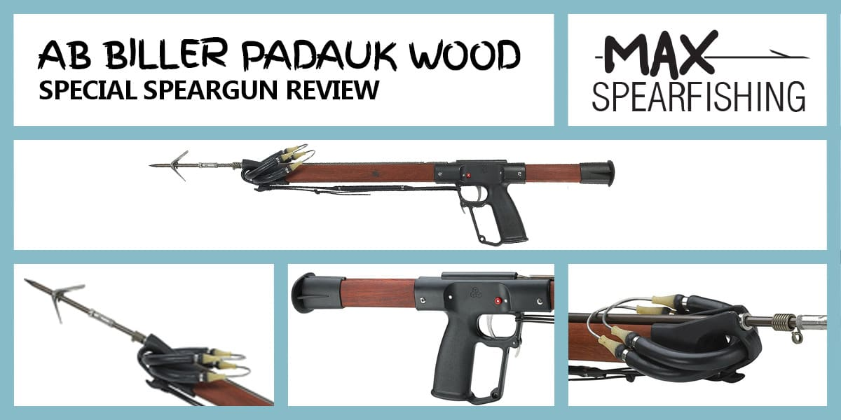 AB Biller Padauk Speargun Review