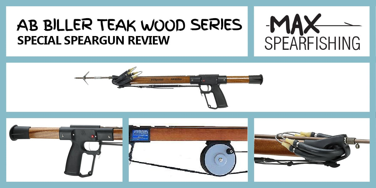 AB Biller Teak Speargun Review