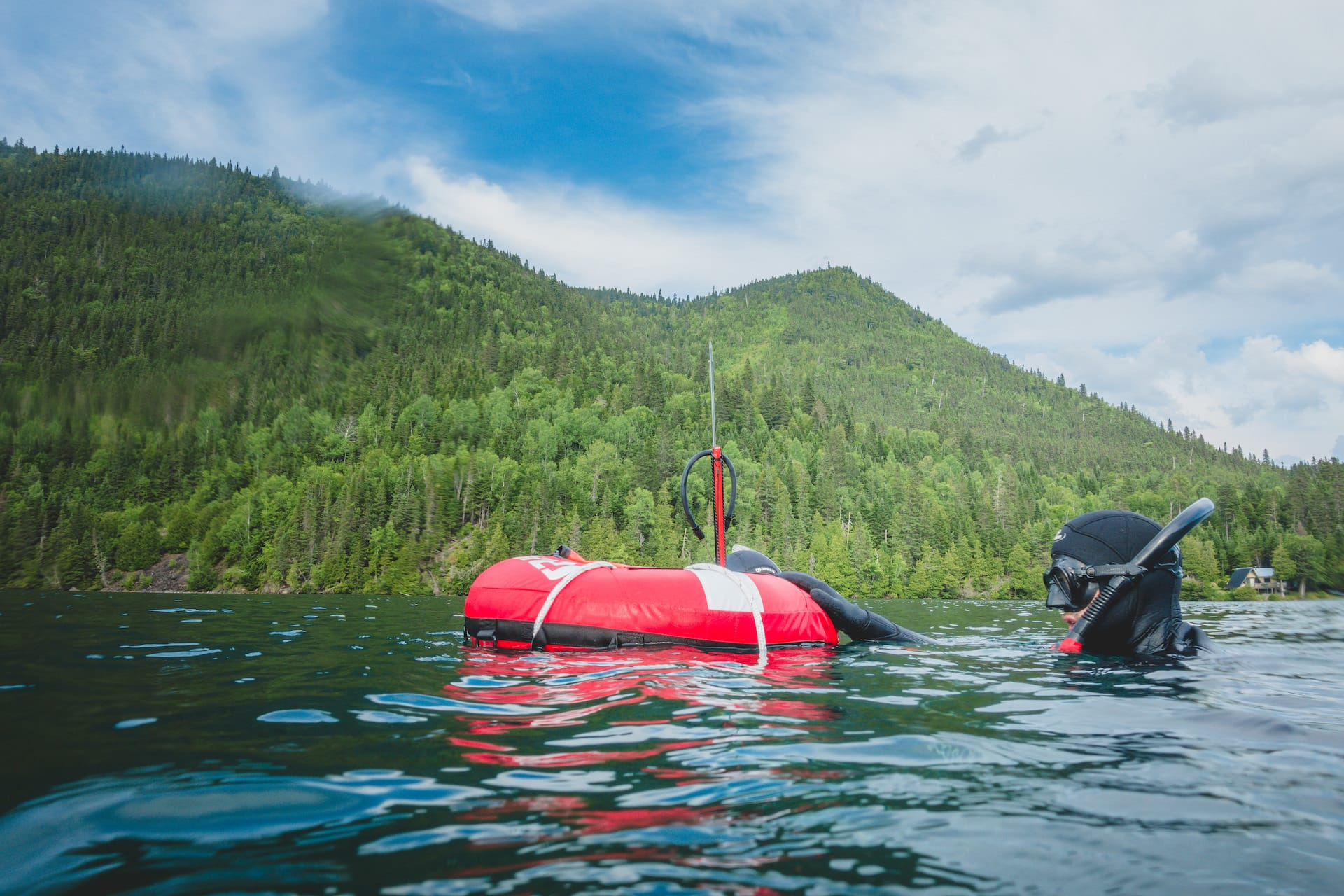why you need the best spearfishing float