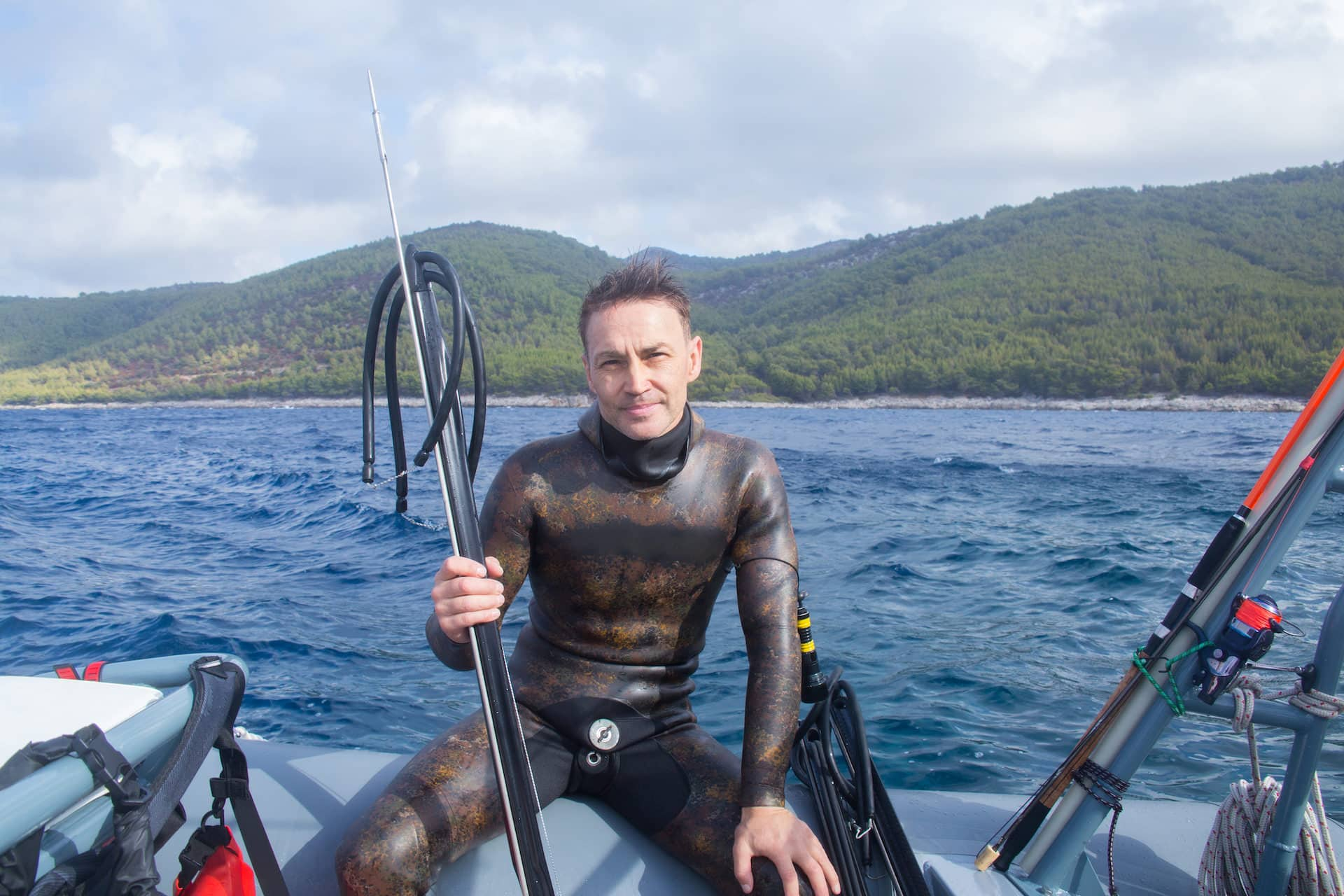 being a responsible spearfisherman