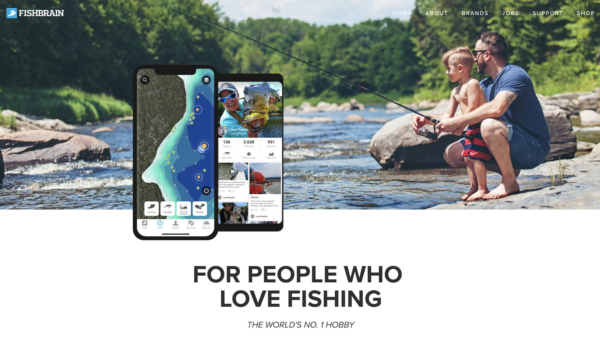 fishbrain best fishing app