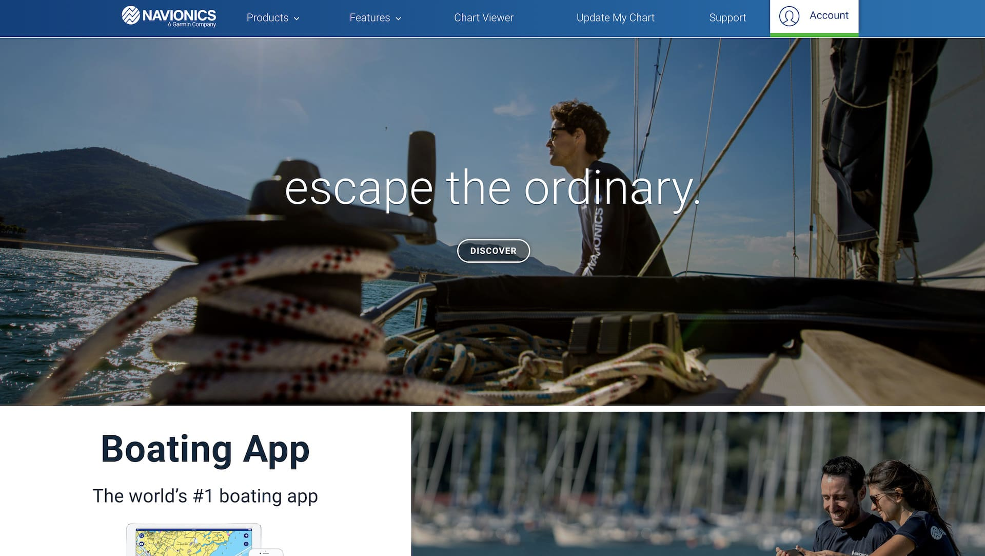navionics best fishing apps