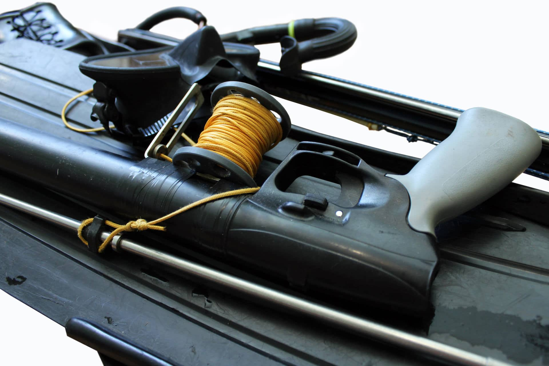 shortlist of spearfishing gear
