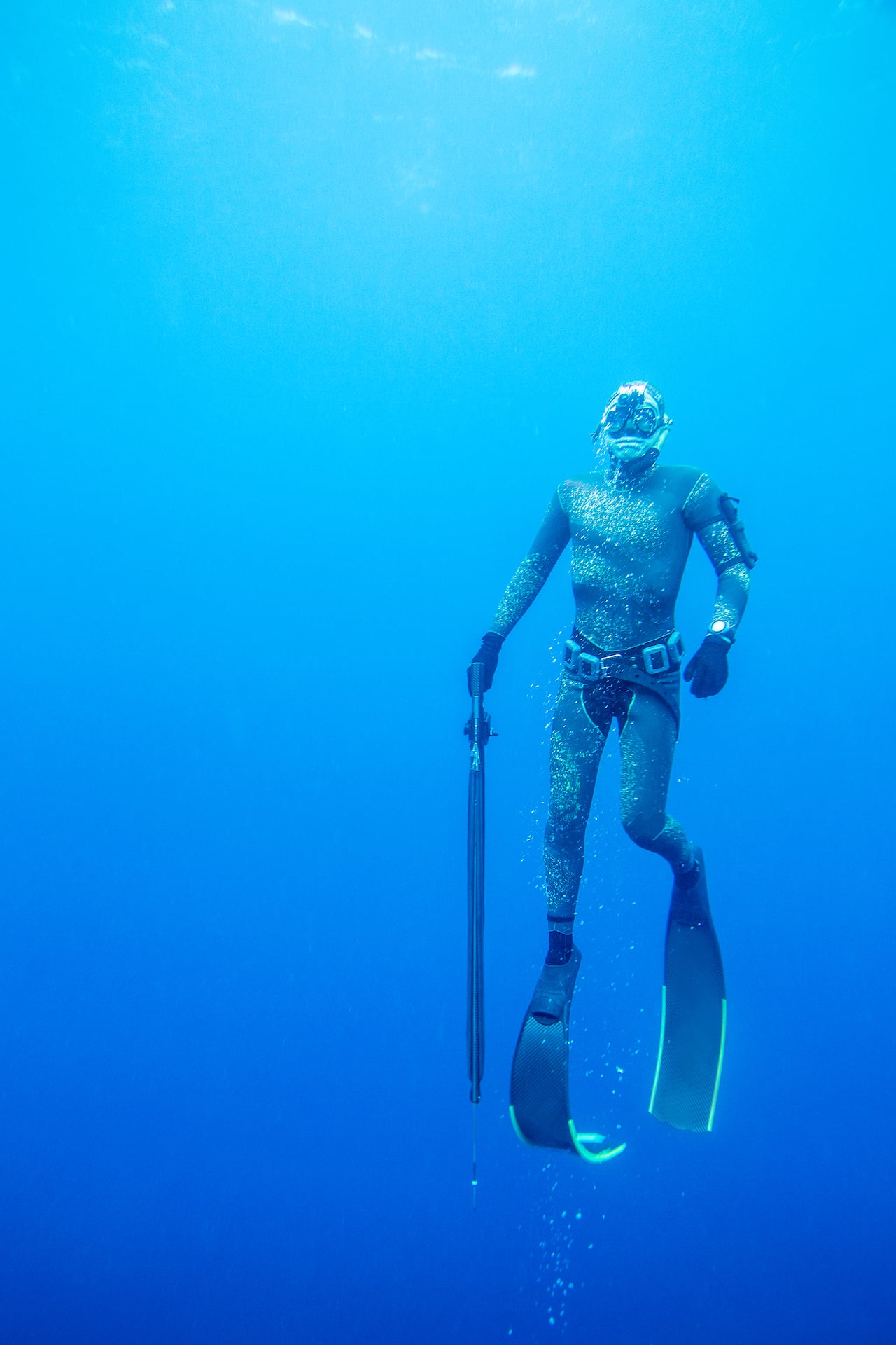 why you need a spearfishing mask