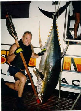 jay riffe yellowfin world record